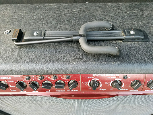Amp Mount Folded In